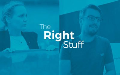 The Right Stuff: Advice from Entrepreneurs