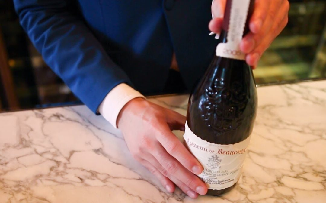 Master Keys: How Can You Succeed as a Sommelier?