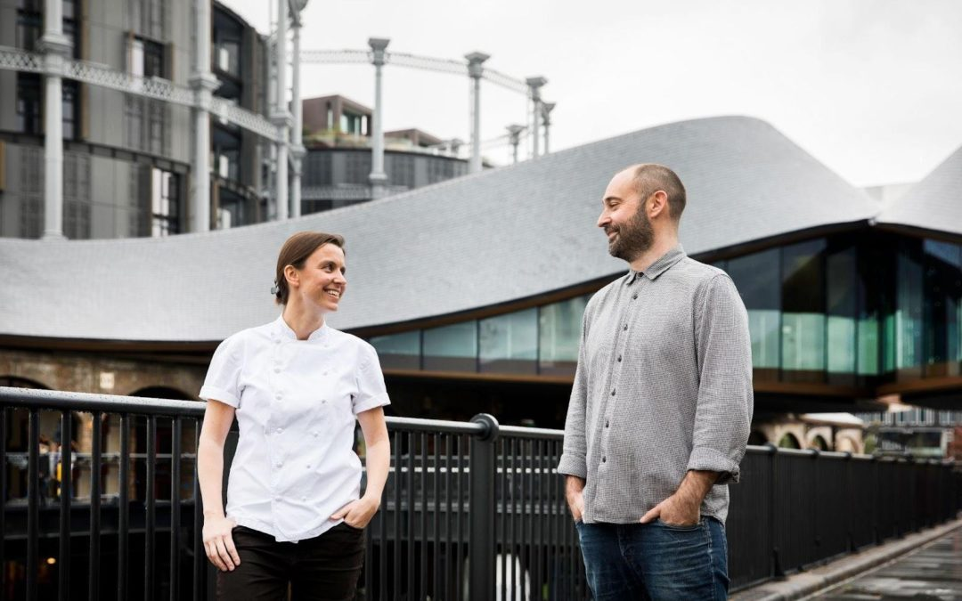 Journeys in Hospitality: Pip and Gordy of Hicce