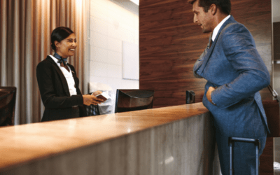 Hotel Receptionist Careers: Become The Face of The Palace