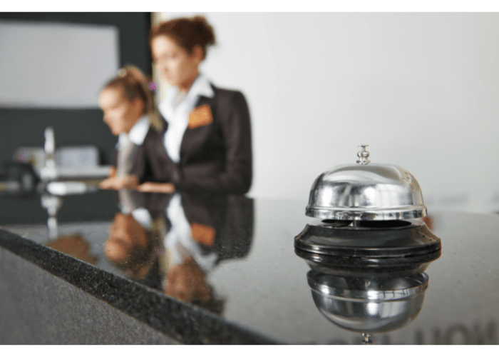 Front Desk to Front Office: Hotel Receptionist Career Path